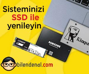 Sisteminizi SSD ile Yenileyin - SSD Çözümleri için bilendenal...